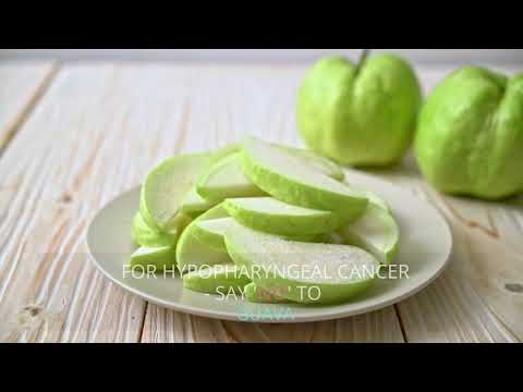Which 3 Foods to Avoid for Hypopharyngeal Cancer?