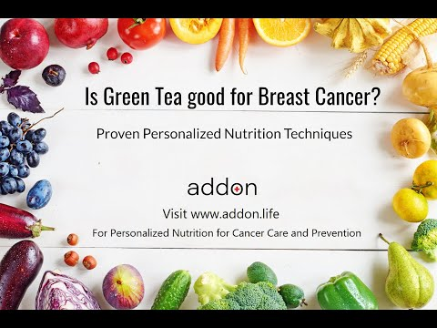 Is Green Tea good for Breast Cancer | Proven Personalized Nutrition Techniques