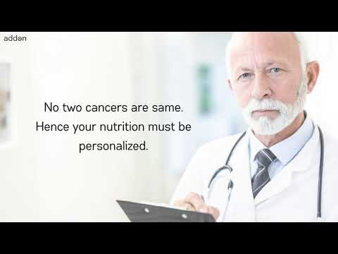 For EGFR+ Salivary Gland Cancer avoid these foods and supplements!