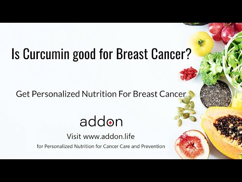 Is Curcumin good for Breast Cancer? | Get Personalized Nutrition For Breast Cancer