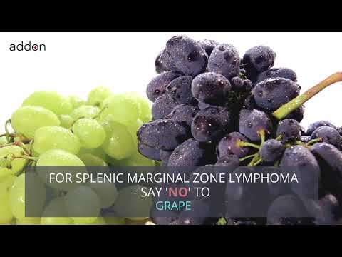 Which 3 Foods to Avoid for Splenic Marginal Zone Lymphoma (SMZL Cancer)?